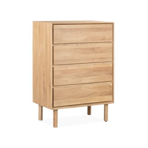Harmony 4 Drawer Chest - Oak