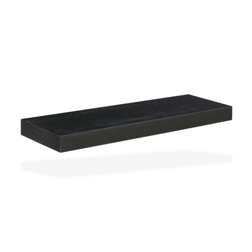 Hold Wall Shelf 70cm - Black