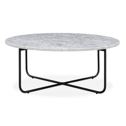 Honour Coffee Table - Carrara Marble