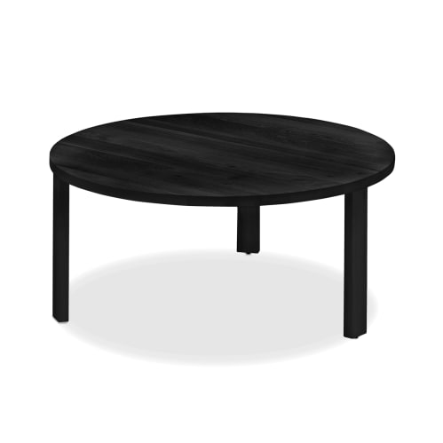 Layer Nesting Coffee Table Large - Black