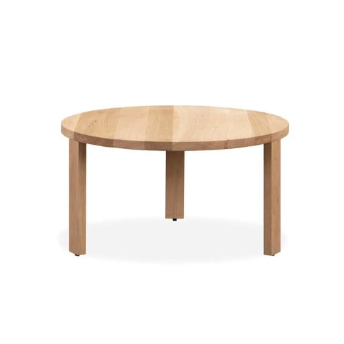 Layer Nesting Coffee Table Small - Oak