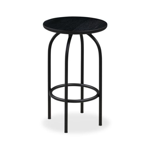 Rest Bar Stool - Black
