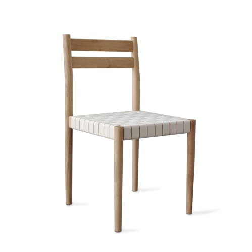 Entwine Dining Chair - Oak / Natural