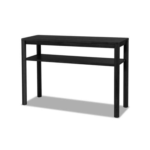 Pure Console Table - Black