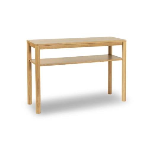 Pure Console Table - Oak