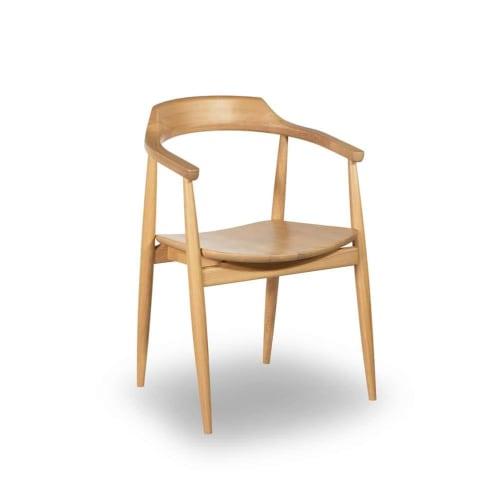 Profile Dining Chair - Oak