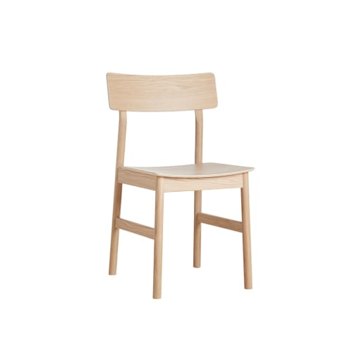 Pause Dining Chair 2.0 - Pigmented Lacquered Oak