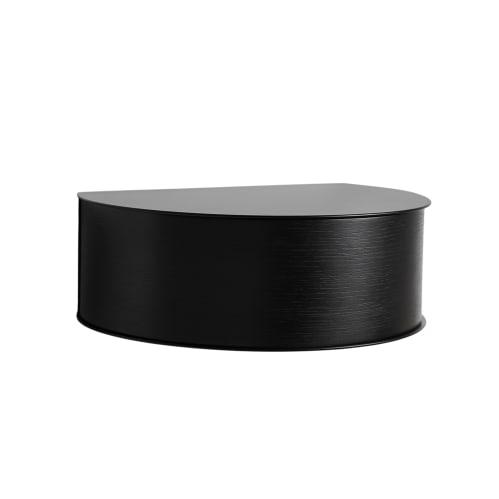 Wallie Wall Shelf  - Black