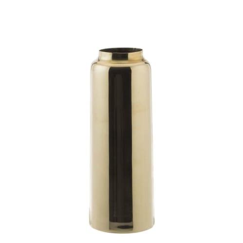 Bottle Vase - Brass