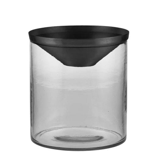Botanical Vase - Large Black