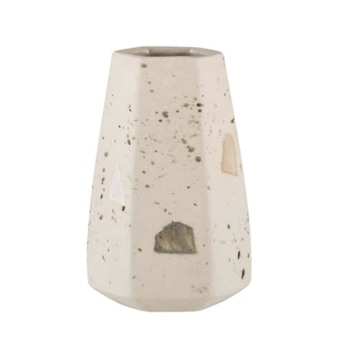 Carved Vase Straight - Confetti