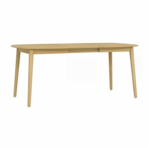 Akira Contemporary 4-6 Seater Extension Dining Table