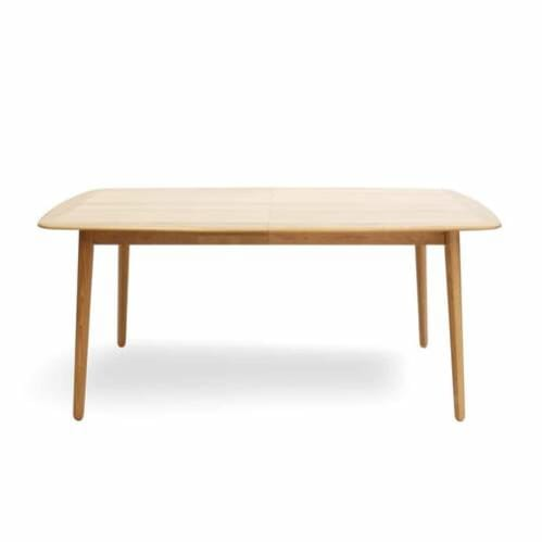 Akira Contemporary Extension Dining Table