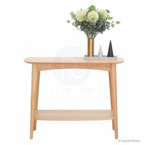 Mia Console Table - Oak