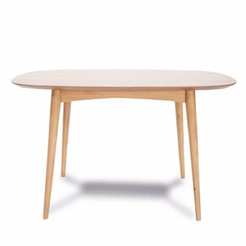 Mia 4 Seater Dining Table - Oak