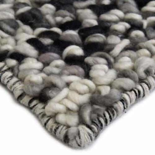 Volume Rug - Grey Dust