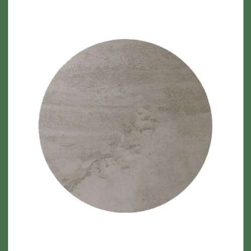 Circle Stone Trivet - Travertine