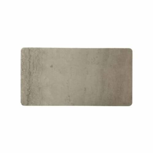 Rectangle Stone Tray - Travertine