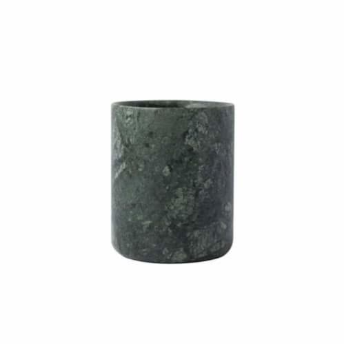 Marble Vessel - Green