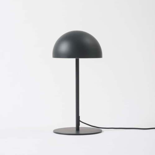Dome Table Lamp - Charcoal