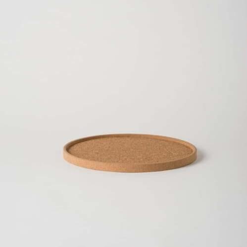 Cork Round Tray