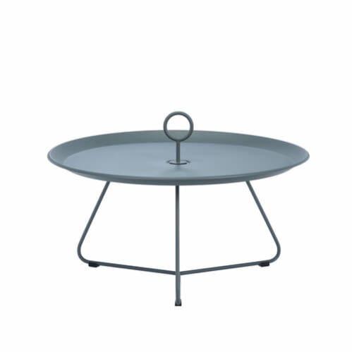 Eyelet Tray Coffee Table 70cm - Grey
