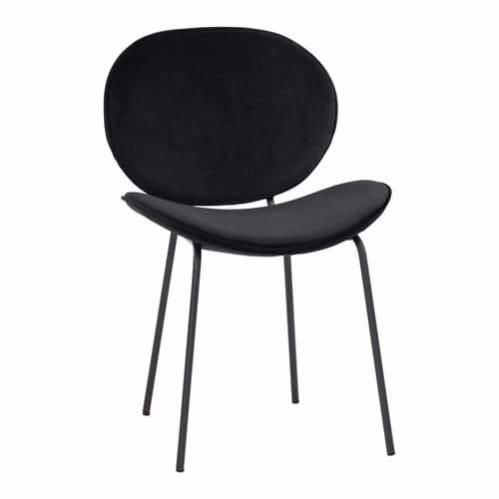 Jett Dining Chair - Black