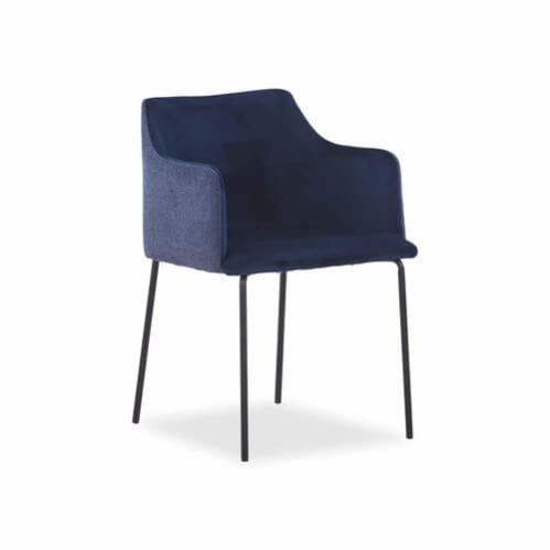 Carter Dining Chair - Blue
