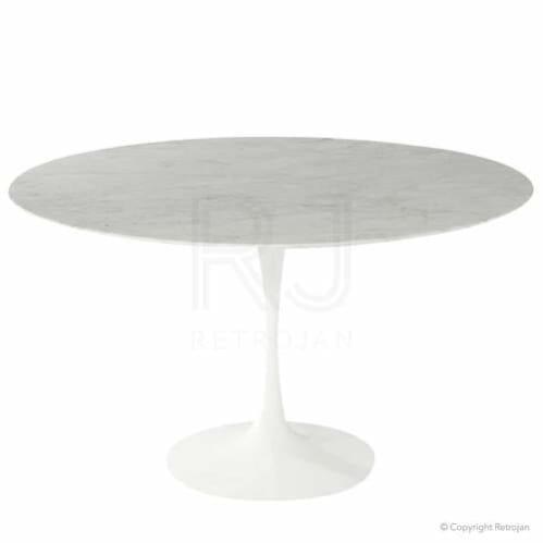 Replica Saarinen Tulip Marble Dining Table