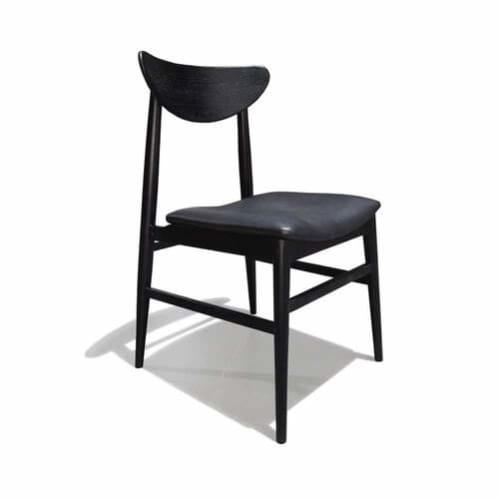 Jensen Dining Chair - Black