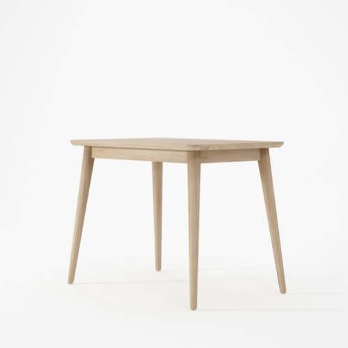 East Desk - Oak