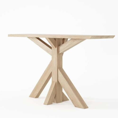 Ki Console Table Oak
