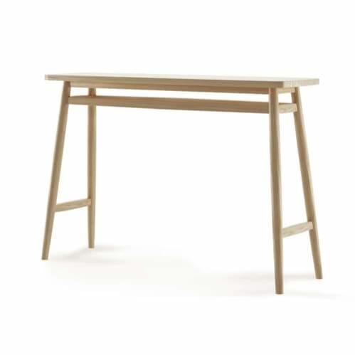 Twist Console Table 120cm - Oak