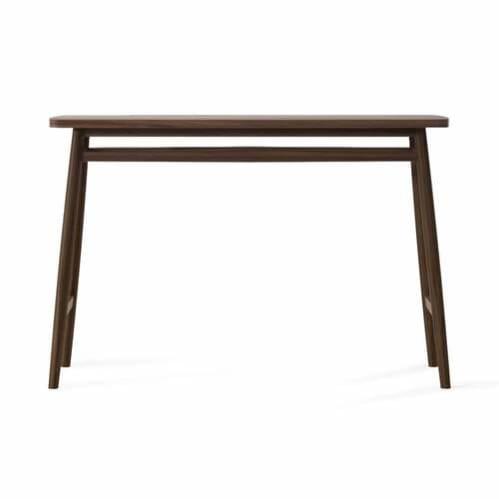 Twist Console Table 120cm - Walnut