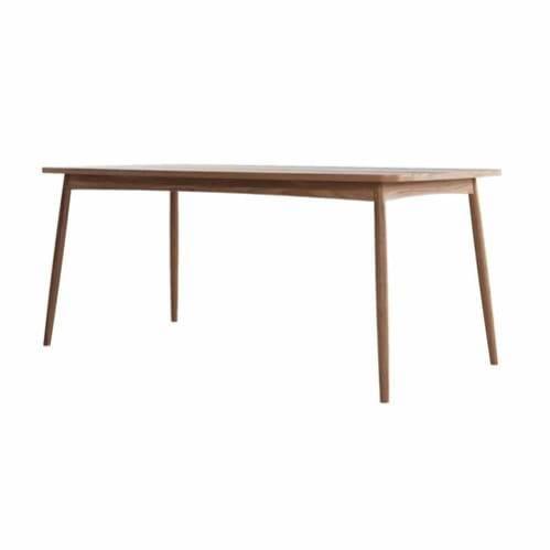 Twist Dining Table 180cm - Teak