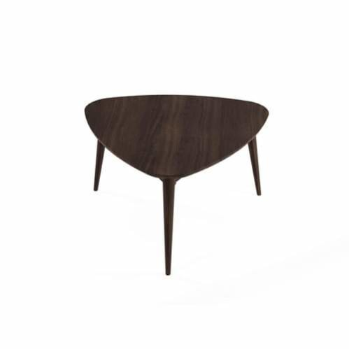Vintage Tripod Coffee Table - Walnut