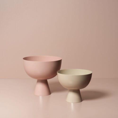 Vera Large Vase -  Sand