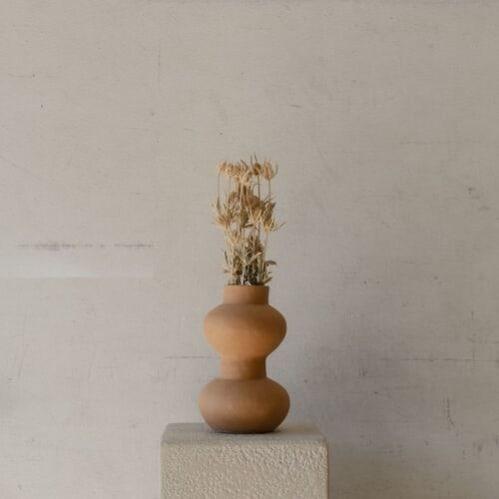 Harold Vase - Terracotta