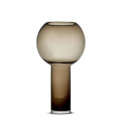 Balloon Vase Smoke - Small