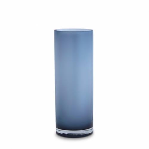 Opal Pillar Vase Large - Sky