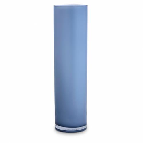 Opal Pillar Vase Extra Large - Sky