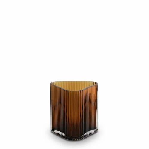 Profile Vase S - Coffee