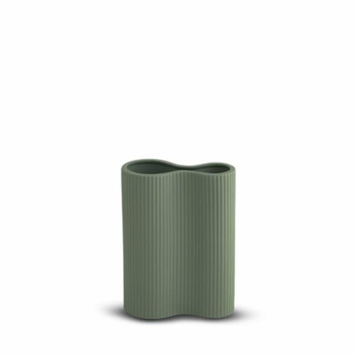 Infinity Vase Small - Leaf