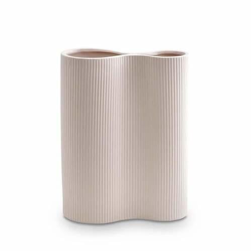 Infinity Vase Medium - Nude