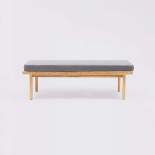 Scout Bench - Light Grey