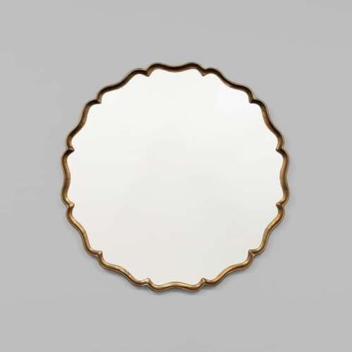 Abella Mirror - Bronze