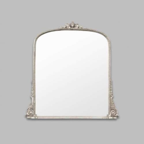Audrey Mirror - Silver