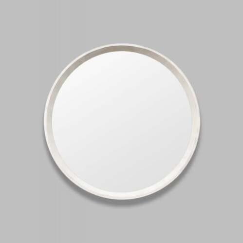 Austen Round Mirror - Coastal