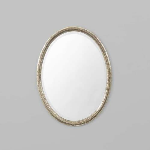 Avril Oval Mirror