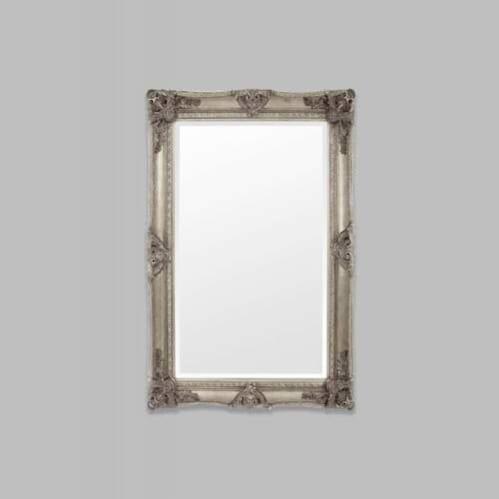 Chatsworth Oversized Mirror - Silver